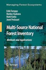 Multi-Source National Forest Inventory (Managing Forest Ecosystems, nr. 18)