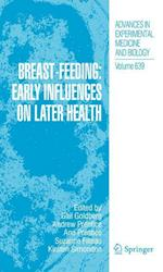 Breast-Feeding: Early Influences on Later Health (ADVANCES IN EXPERIMENTAL MEDICINE AND BIOLOGY, nr. 639)