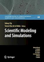 Scientific Modeling and Simulations (Lecture Notes in Computational Science and Engineering, nr. 68)