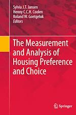 Measurement and Analysis of Housing Preference and Choice