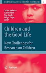 Children and the Good Life af Holger Ziegler, Sabine Andresen, Uwe Sander
