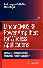 Linear CMOS RF Power Amplifiers for Wireless Applications (Analog Circuits And Signal Processing)