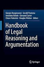 Handbook of Legal Reasoning and Argumentation