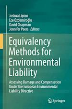 Equivalency Methods for Environmental Liability in the European Union
