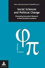 Social Sciences and Political Change (Philosophie & Politique - Philosophy & Politics, nr. 9)