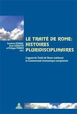 Le Traite de Rome (Cite Europeenne, nr. 40)