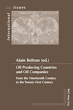 Oil Producing Countries and Oil Companies (Enjeux Internationaux / International Issues, nr. 14)