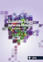 Scalability Issues in Authorship Attribution
