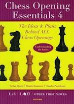 Chess Opening Essentials, Volume 4 af Stefan Djuric, Claudio Pantaleoni, Dimitri Komarov