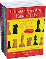 Chess Opening Essentials Set af Stefan Djuric, Claudio Pantaleoni, Dimitri Komarov