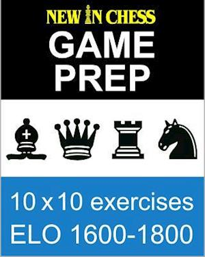 New In Chess Gameprep Elo 1600-1800 af Frank Erwich