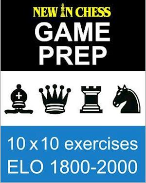 New In Chess Gameprep Elo 1800-2000 af Frank Erwich