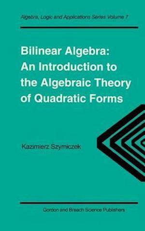 Bilinear Algebra