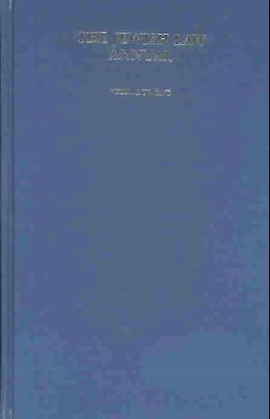 Jewish Law Annual Volume 12