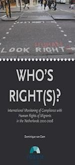 Who's Rights