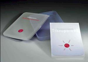 Bog, hardback Tupperware: Transparent