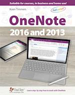OneNote 2016 and 2013 (Studio Visual Steps)