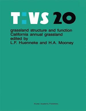 Grassland structure and function : California annual grassland
