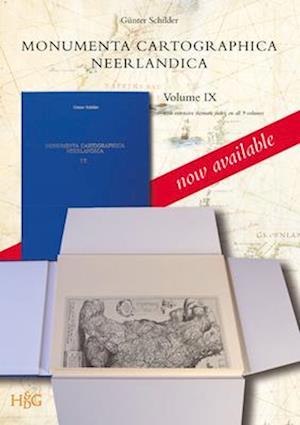 Bog, hardback Monumenta Cartographica Neerlandica af Gunter Schilder