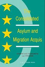 The Consolidated Asylum and Migration Acquis