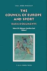 The Council of Europe and Sport (Asser International Sports Law Series)