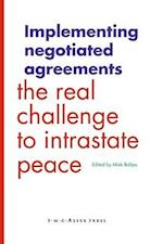 Implementing Negotiated Agreements