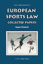 European Sports Law (Asser International Sports Law)