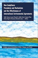Non-Compliance Procedures and Mechanisms and the Effectiveness of International Environmental Agreements af Cesare Pitea, Laura Pineschi, Francesca Romanin Jacur