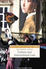 Culture and International Law (From Peace to Justice)