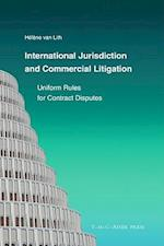 International Jurisdiction and Commercial Litigation