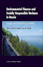 Environmental Finance and Socially Responsible Business in Russia