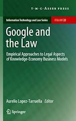 Google and the Law (Information Technology and Law Series, nr. 22)