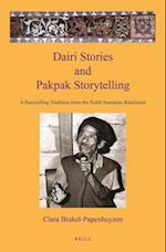Dairi Stories and Pakpak Storytelling (Verhandelingen)