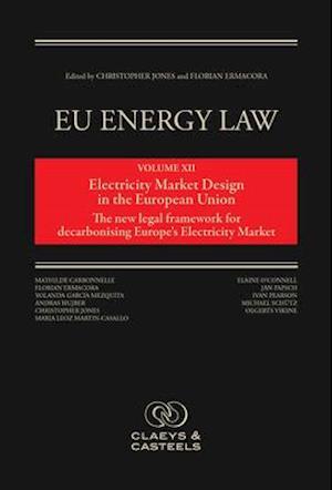 EU Energy Law Volume XII