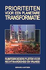 Prioriteiten Voor Een Planetaire Transformatie