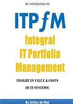 ITPFM - IT Portfolio Management - Paperback af Arthur De Niet