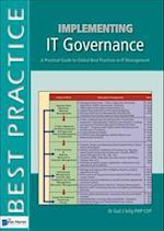 Implementing IT Governance (Best Practice Van Haren Publishing)