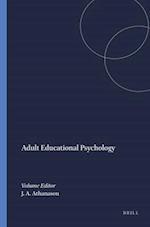 Adult Educational Psychology af James A Athanasou, James Athanasou