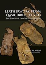 Leatherwork from Qasr Ibrim (Egypt)