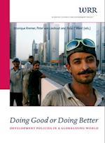Doing Good or Doing Better (WRR Verkenningen, nr. 21)