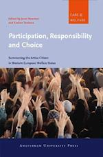 Participation, Responsibility and Choice (Care And Welfare)