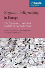 Migration Policymaking in Europe