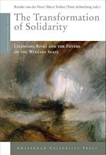 The Transformation of Solidarity (Changing Welfare States)