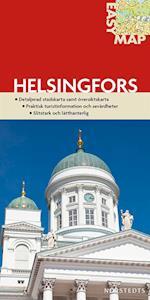 Helsingfors / Helsinki stadskarta  1:14 500 (EasyMap)