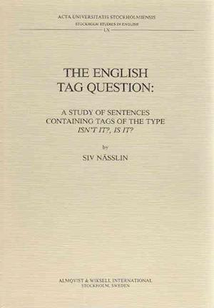 English Tag Question