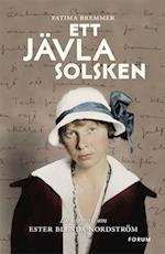Ett jävla solsken : en biografi on Ester Blenda Nordström