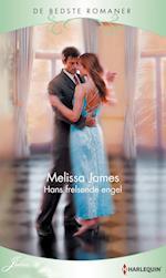 Hans frelsende engel af Melissa James