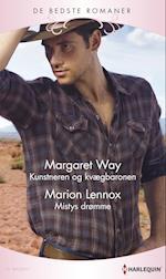Kunstneren og kvægbaronen /Mistys drømme af Margaret Way, Marion Lennox