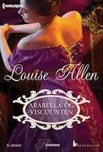 Arabella og viscounten af Louise Allen