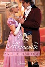 Lady Måneskin af Ann Lethbridge